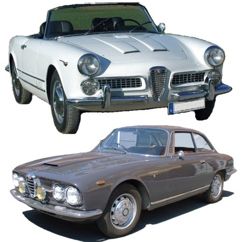 Alfa 102  2000 / Alfa 106  2600