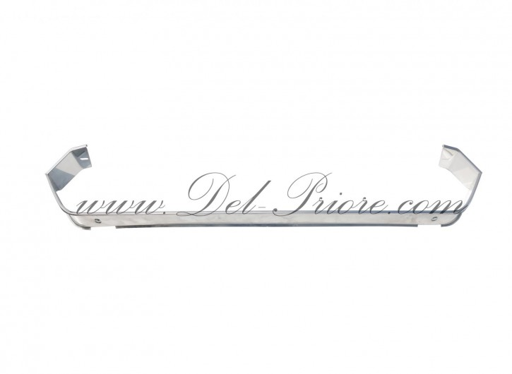 radiator grill, chrome-frame 70-85