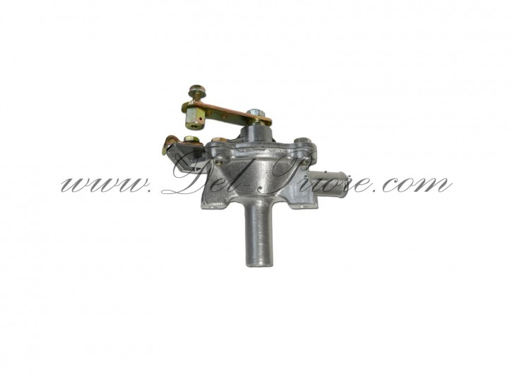 heating valve, metal housing