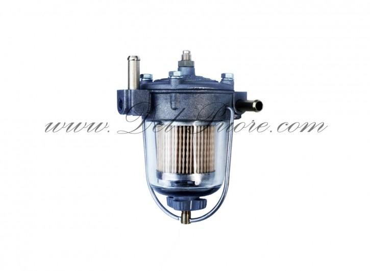 contenitore filtro benzina, con vetro, 42 mm, King