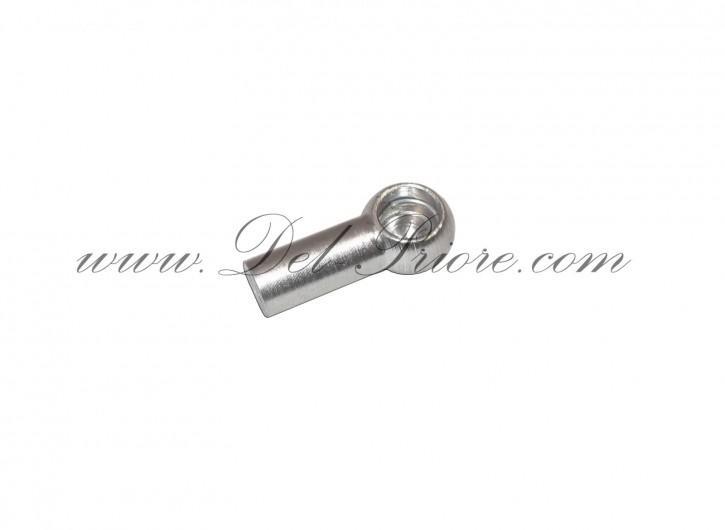 swivel head for carburet linkage (metal)