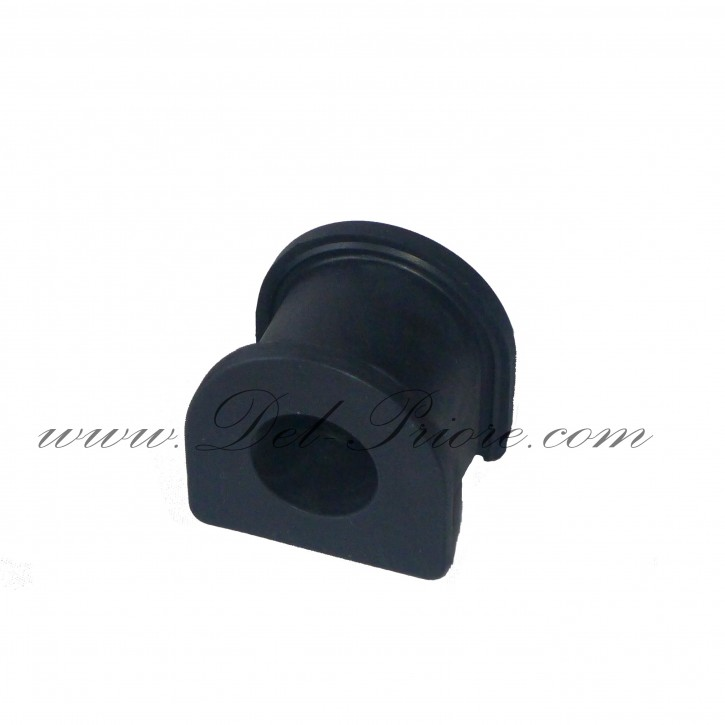 Rubber for sway bar to body, Ø 15 mm