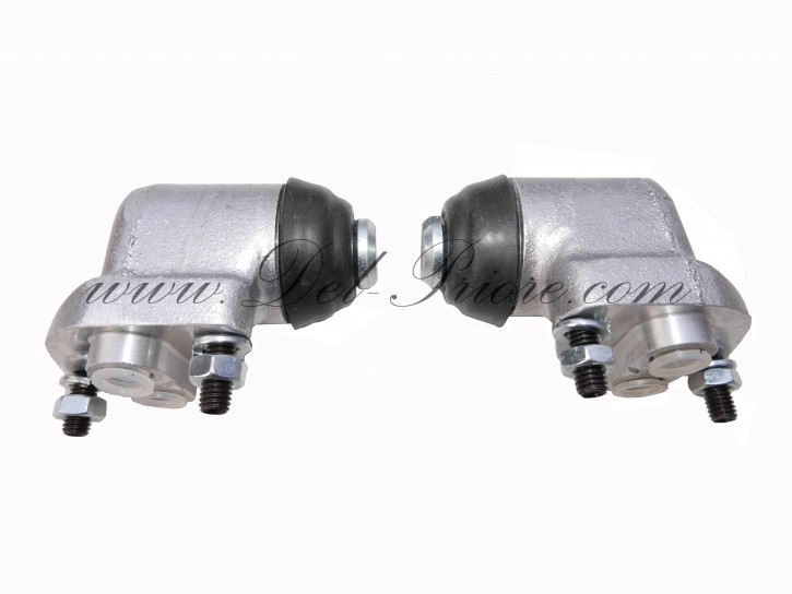Set of wheel cylinders (pcs), front, 3 shoe brakes